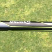 TaylorMade M2 REAX stiff flex graphite shaft (hybrid)