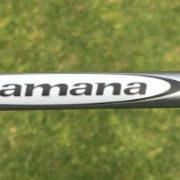 Mitsubishi Diamana D+ White 90 stiff flex graphite shaft (hybrid)