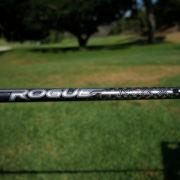 Aldila Rogue 65 stiff flex graphite shaft (driver)