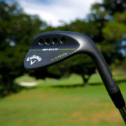 Mack Daddy 3 Milled wedge