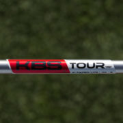 KBS C-Taper Lite 110 stiff flex steel shafts (iron)