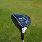 Left TaylorMade M2 3-wood
