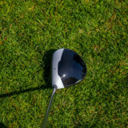 TaylorMade M2 Driver on grass