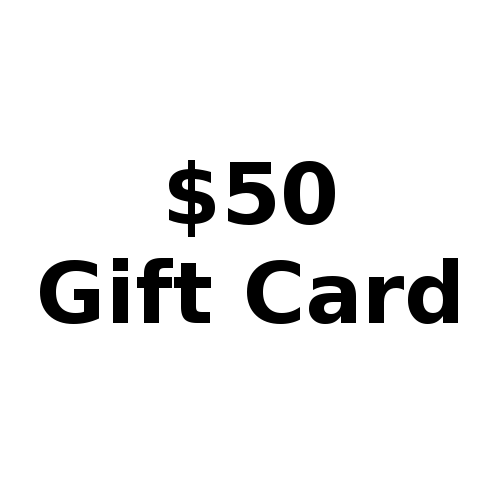Button $50 gift card