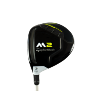 Left-handed TaylorMade M2 3-wood