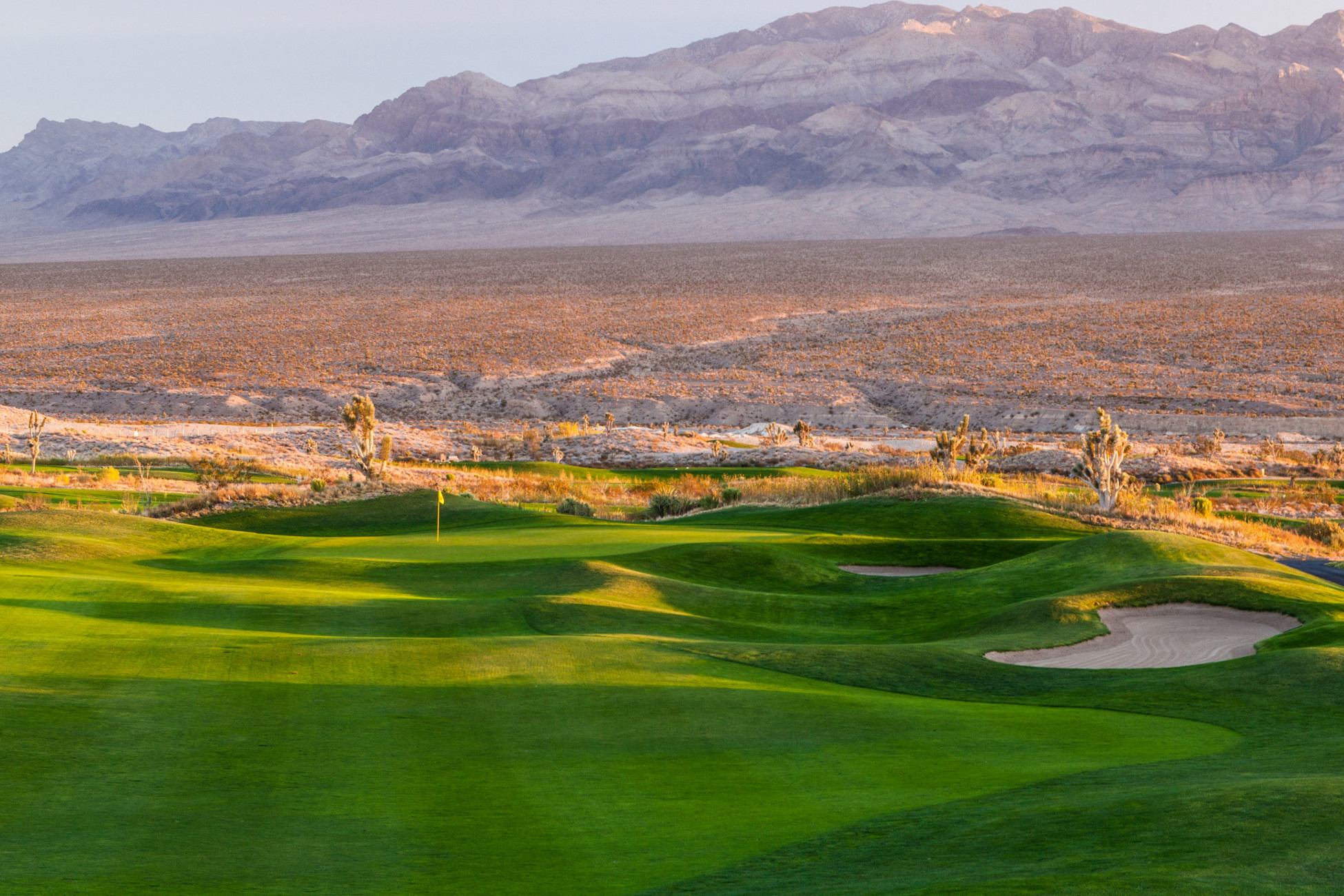 Snow Mountain Golf Course, Las Vegas