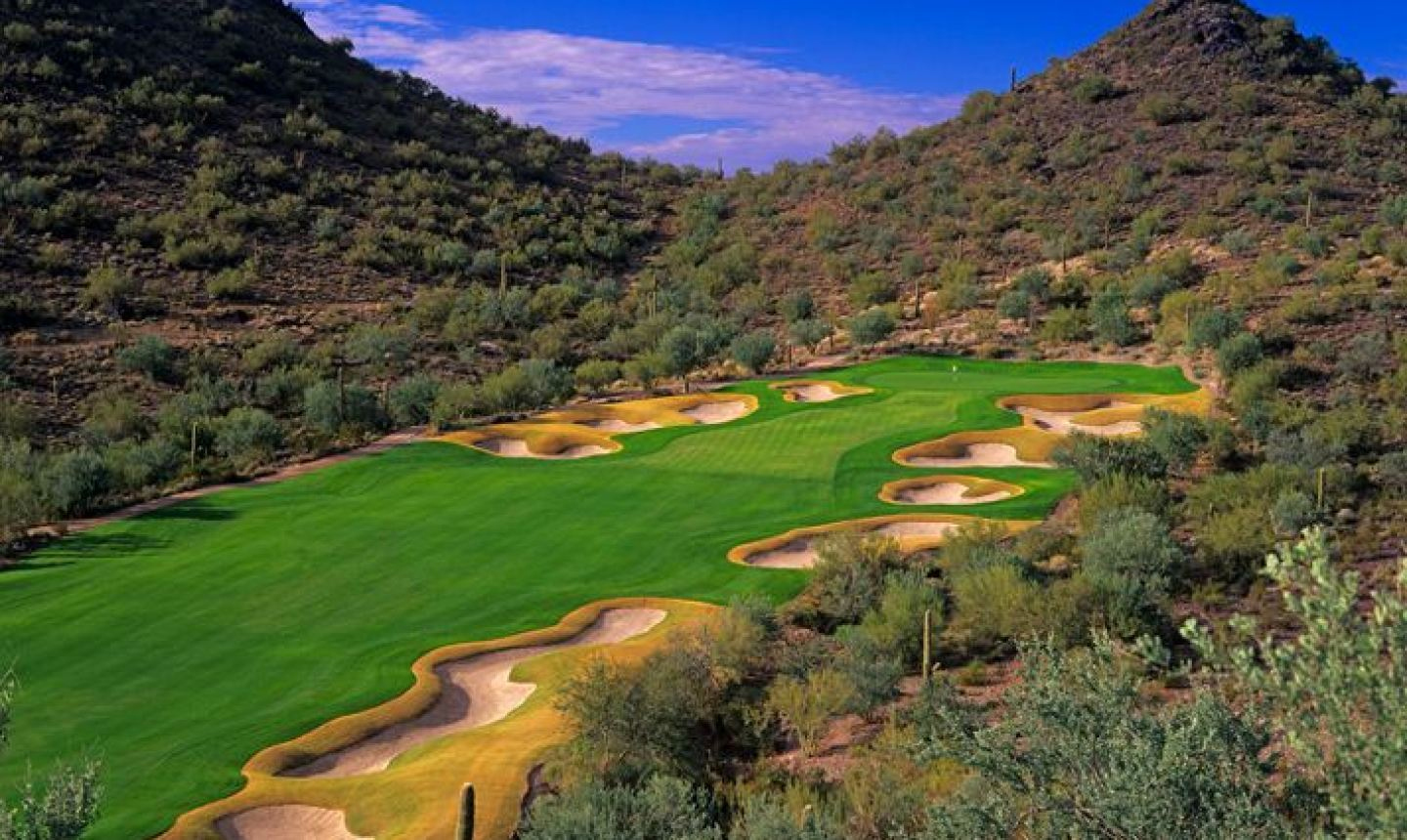 Quintero golf club, Phoenix, Arizona
