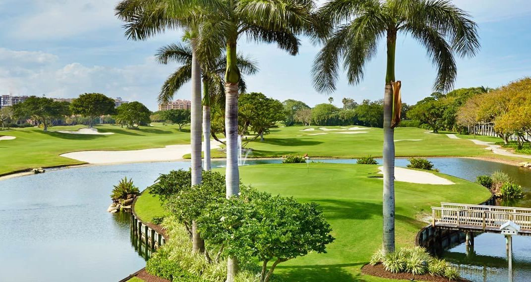 Boca Dunes golf course