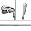 TaylorMade M6 iron (regular flex)