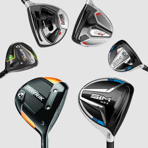 Fairway wood collection